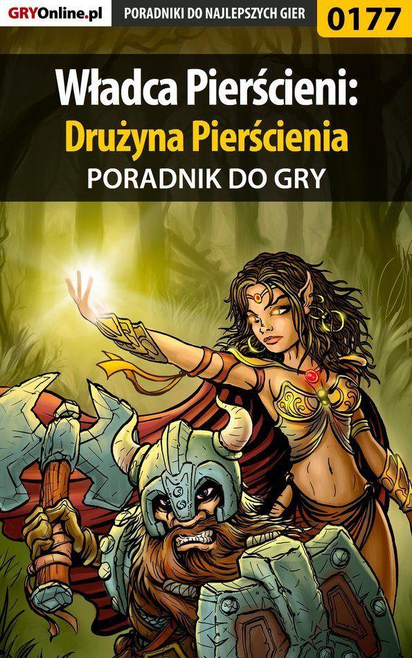 Władca Pierścieni: Drużyna Pierścienia - Grzegorz Bernaś KirkoR  - ebook