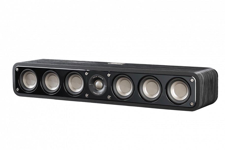 Kolumna głośnikowa centralna Signature ES35C, Kolor: Czarny