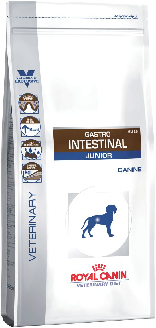 Royal Canin Veterinary Diet Dog GASTROINTESTINAL JUN.