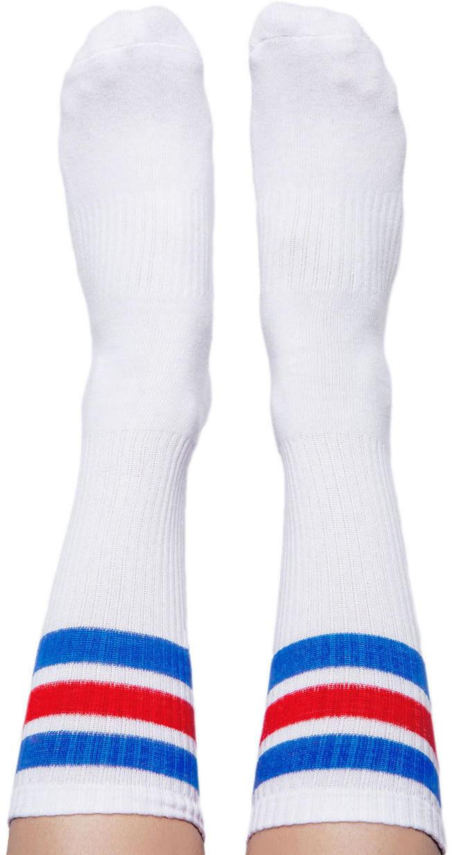 Skarpety na wrotki i rolki ESTERA STREETWEAR Vintage Socks