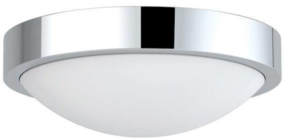 Plafon Colette AZ1311 AZzardo nowoczesna oprawa łazienkowa w kolorze chromu