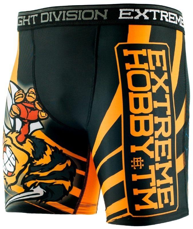 Extreme Hobby spodenki MMA Vale Tudo Angry Wasp