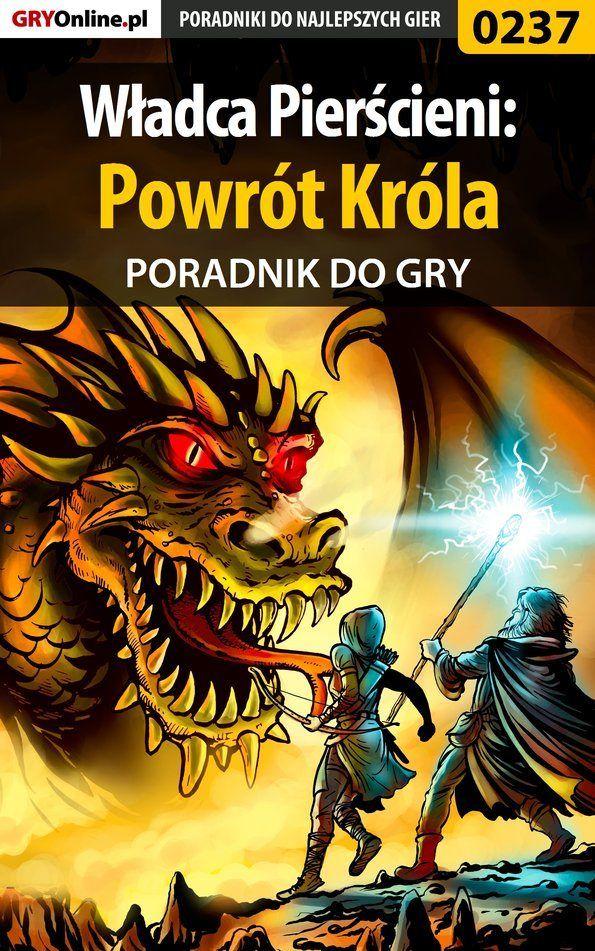 Władca Pierścieni: Powrót Króla - Paweł Turalski turi  - ebook