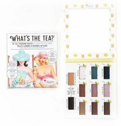 theBalm Whats The ICE TEA Palette Paletka cieni do powiek