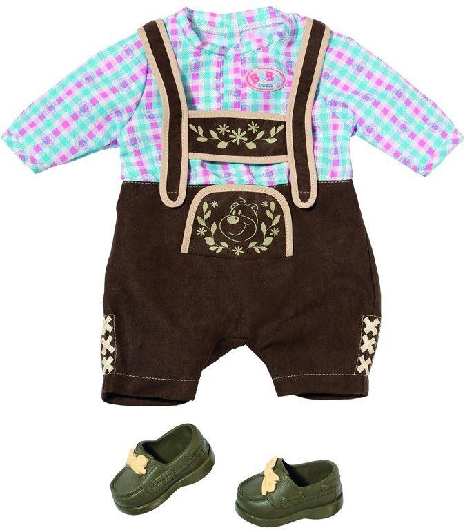 BABY born - Ubranko z mokasynkami dla małego eleganta 822869