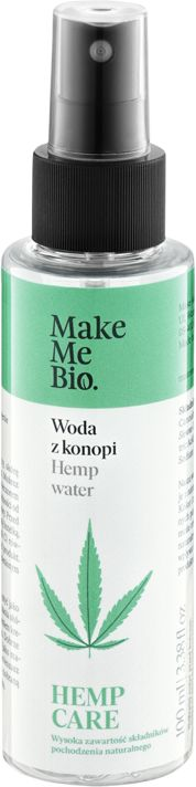 Make Me Bio Woda z Konopi 100 ml