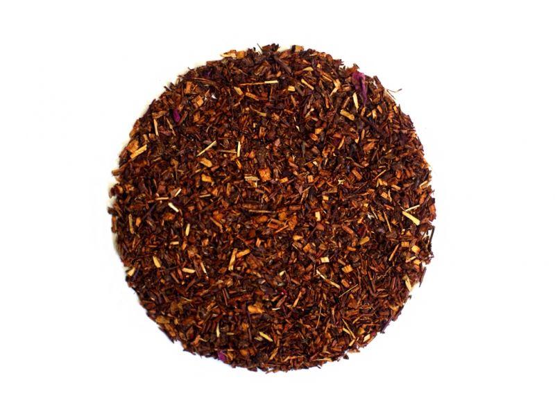 Herbata Rooibos poziomkowy 50g - earl grey