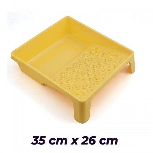 HARDY kuweta malarska KAEM 35 cm x 26 cm żółta