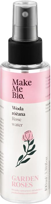 Make Me Bio Woda Różana 100 ml
