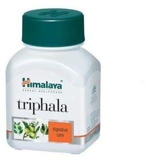 Triphala Himalaya Trawienie Oczyszczenie Indie 60 Kapsułek