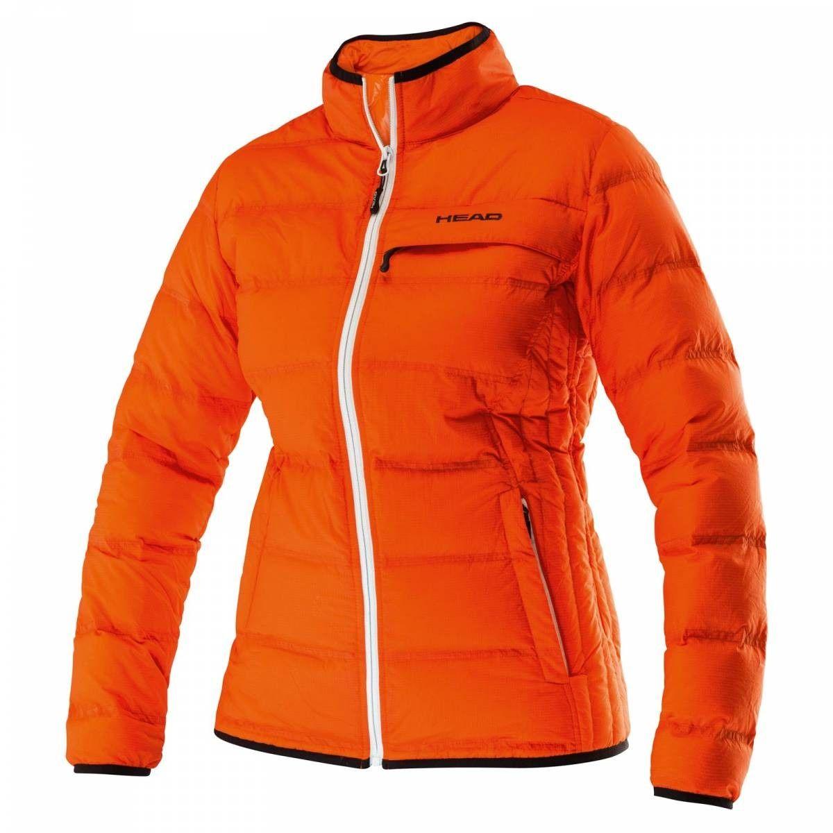 Head Light Insulation Jacket W - coral