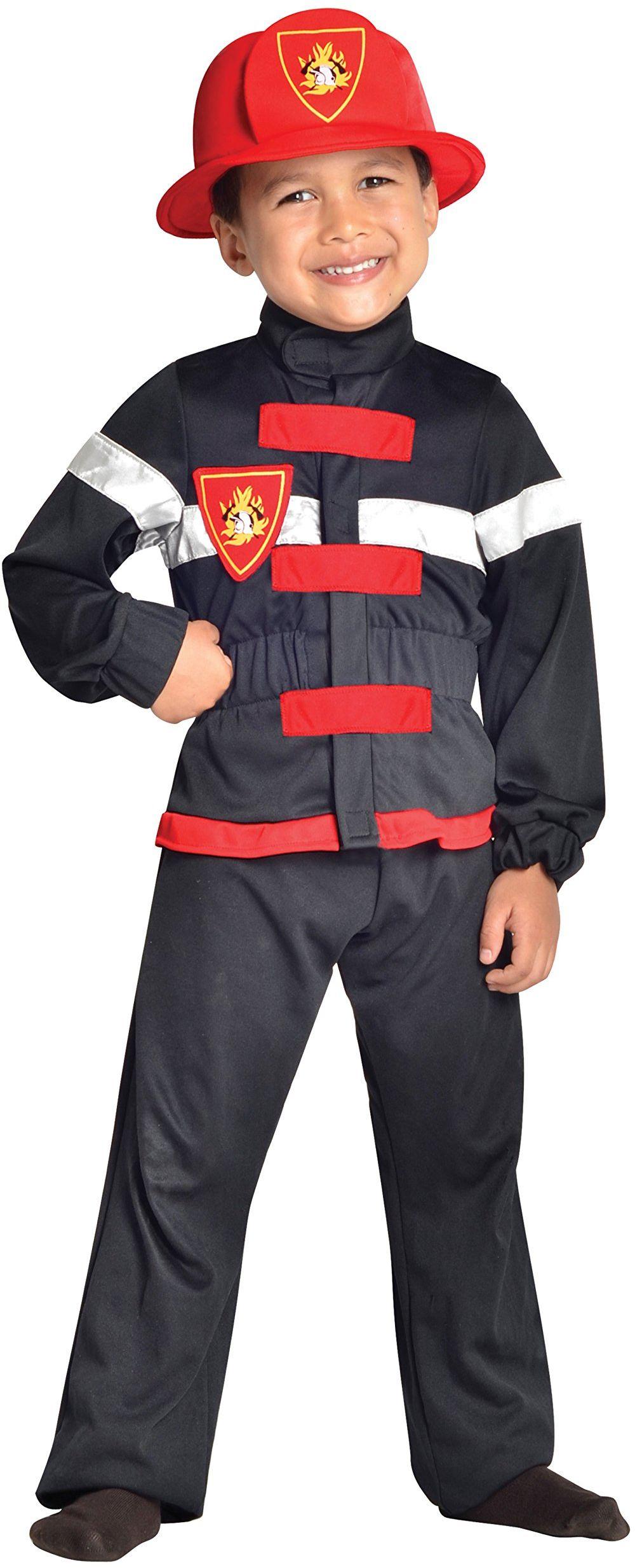 Cesar F566  kostium strażak  8/10 lat