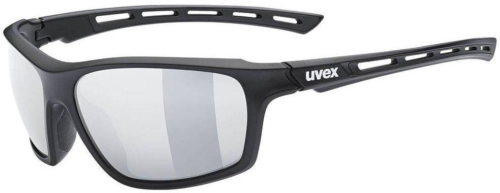 Okulary Sportstyle 229 Uvex - black mat