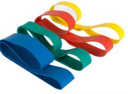 ZESTAW Gum w kształcie pętli do ćwiczeń oporowych - Taśma Loop (loop-set-4)