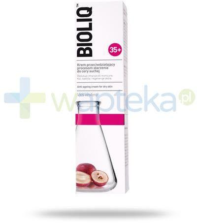 Bioliq 35+ krem przeciwdziałający procesom starzenia do cery suchej 50 ml