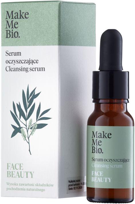 Make Me Bio Face Beauty - Serum Oczyszczające 15 ml