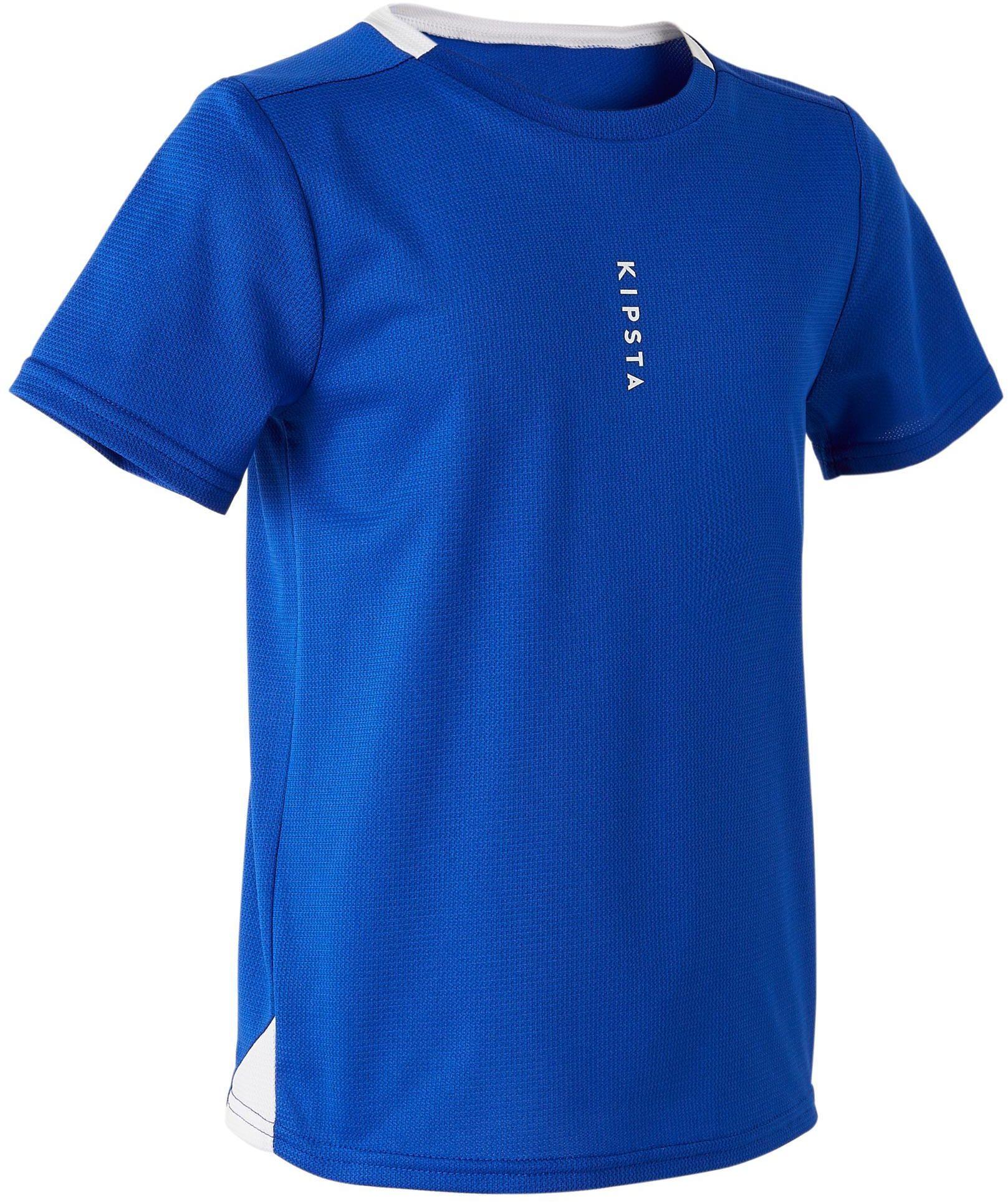 Koszulka piłkarska dla dzieci Kipsta F100