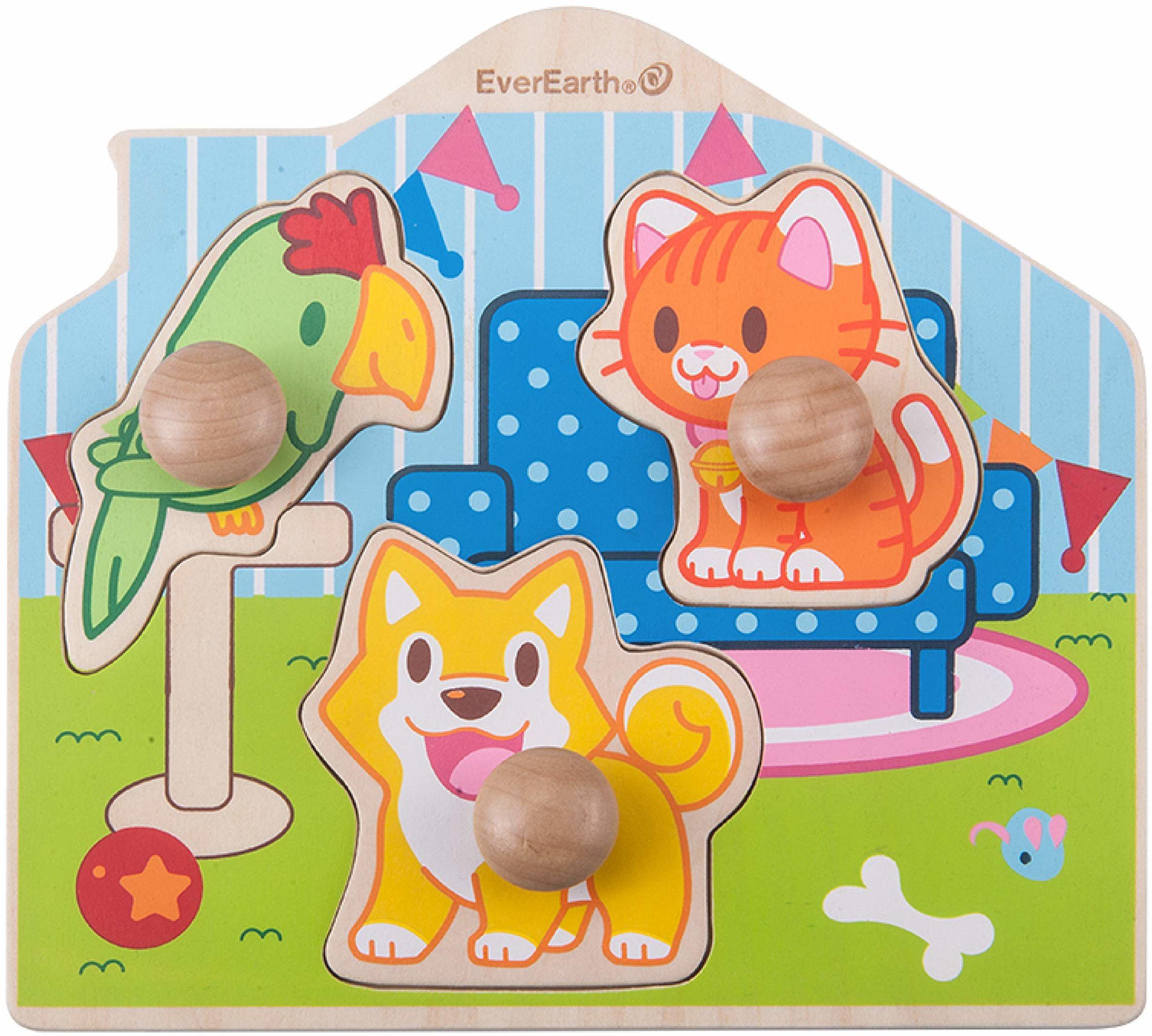 "EverEarth - puzzle""zwierzęta domowe"" (EE33733)"