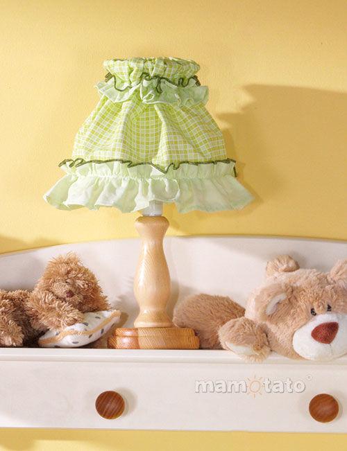 MAMO-TATO Lampka Nocna Śpiący miś/Miś z serduszkiem/Śpioch na chmurce/Wesołe zajączki/Tulisie/Śpioch w hamaku w zieleni