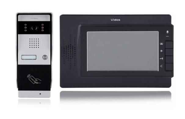 Wideodomofon vidos m320b/s50a - szybka dostawa lub możliwość odbioru w 39 miastach