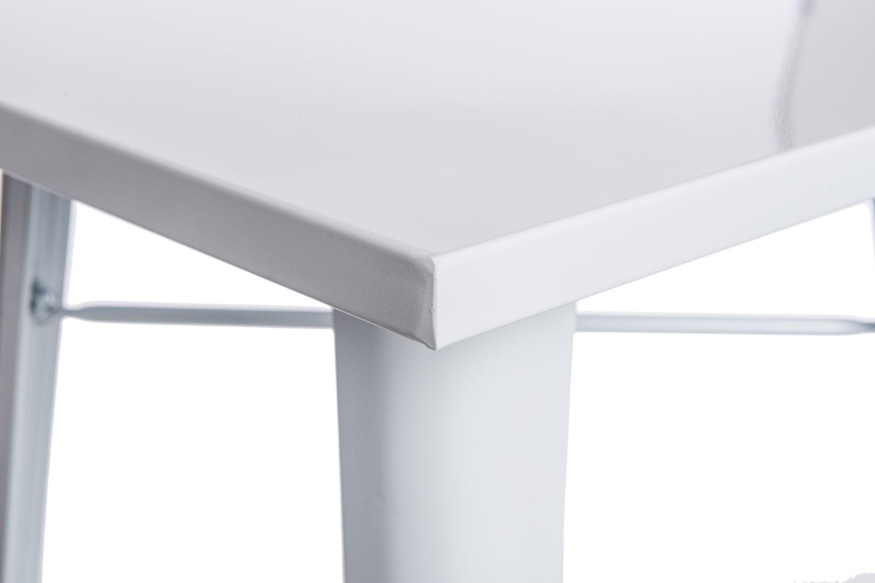 D2 Stół barowy Paris biały