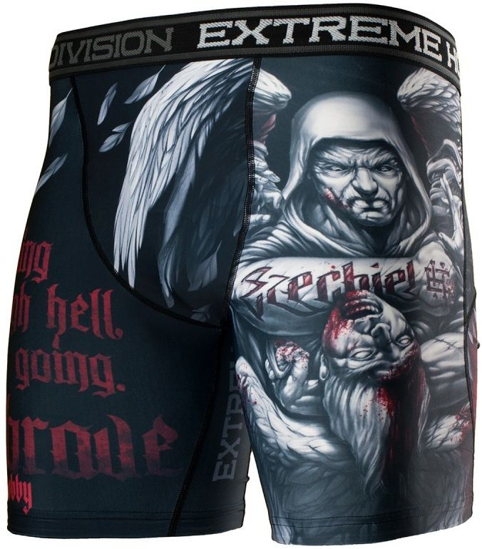 Extreme Hobby spodenki MMA Vale Tudo Ezechiel