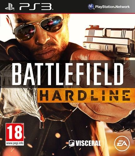 Battlefiled Hardline PS3 Używana