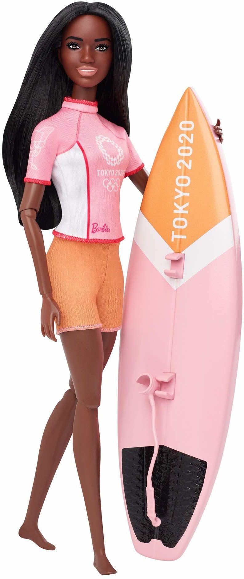Barbie GJL76 lalka surferska
