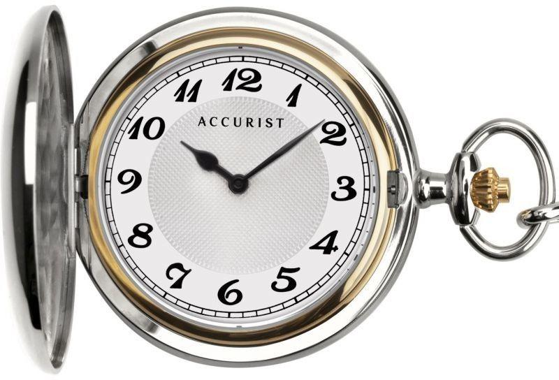 Zegarek męski Accurist Accurist Mens Pocket 7311