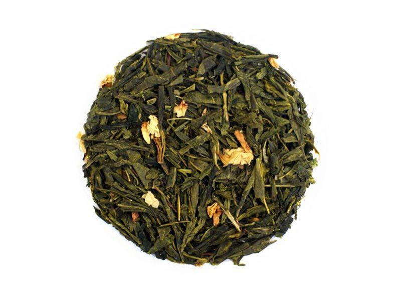 Herbata Sencha Jaśminowa 50g - herbata zielona