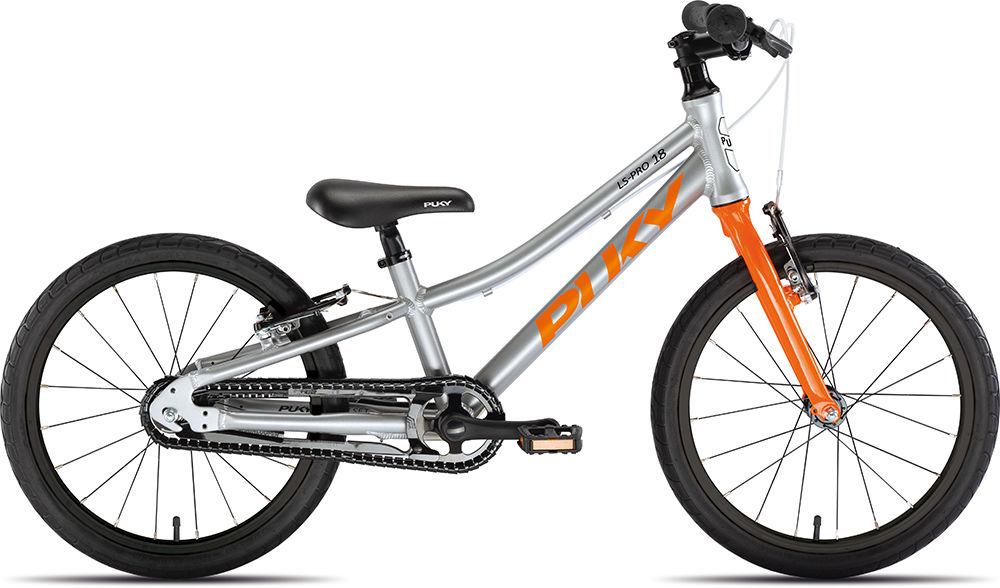 PUKY rower LS-PRO 18-1 Alu Pomarańczowy 4408