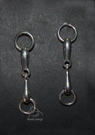 Kolczyki D WĘDZIDŁO - Wróbel