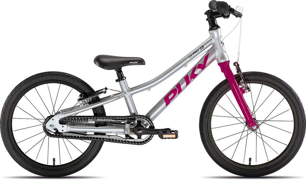 PUKY rower LS-PRO 18-1 Alu Berry 4417