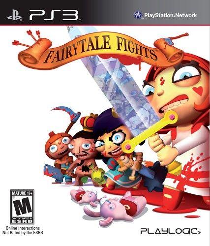 FairyTale Fights PS 3 Używana