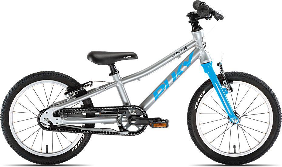 PUKY rower LS-PRO 16-1 Alu Blue 4414