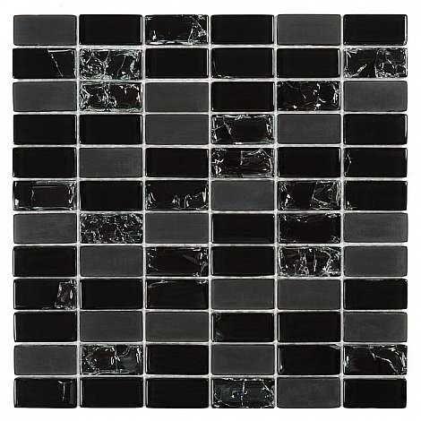DUNIN Glass Mix mozaika szklana DD3 120 BLOCK MIX