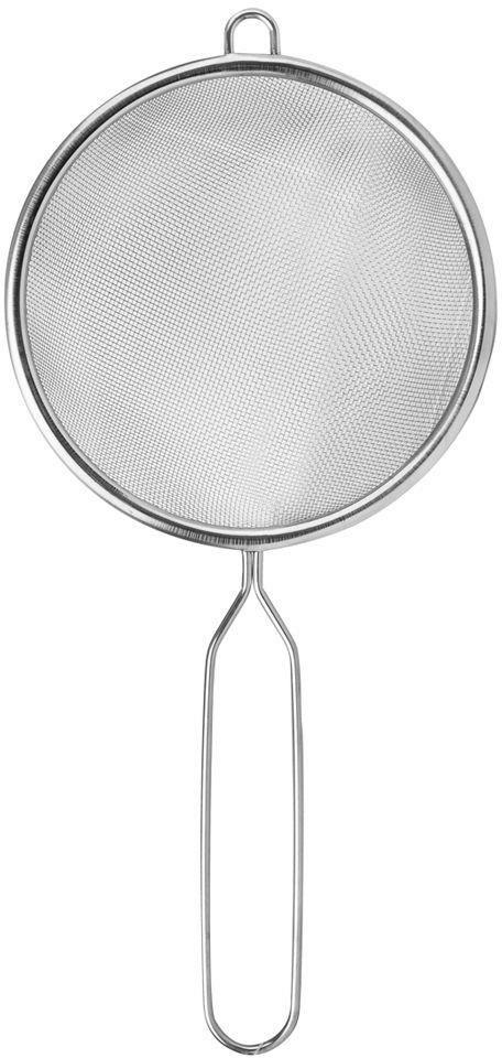 Sitko kuchenne stalowe cedzak durszlak 12 cm