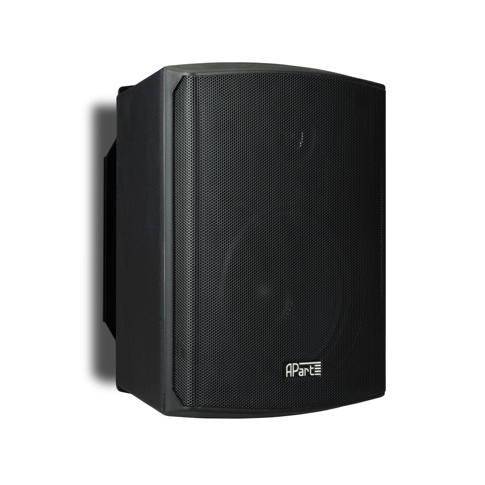 """Apart SDQ5P-BL zestaw głośników aktywnych 2x30W 5"""" - czarny"""