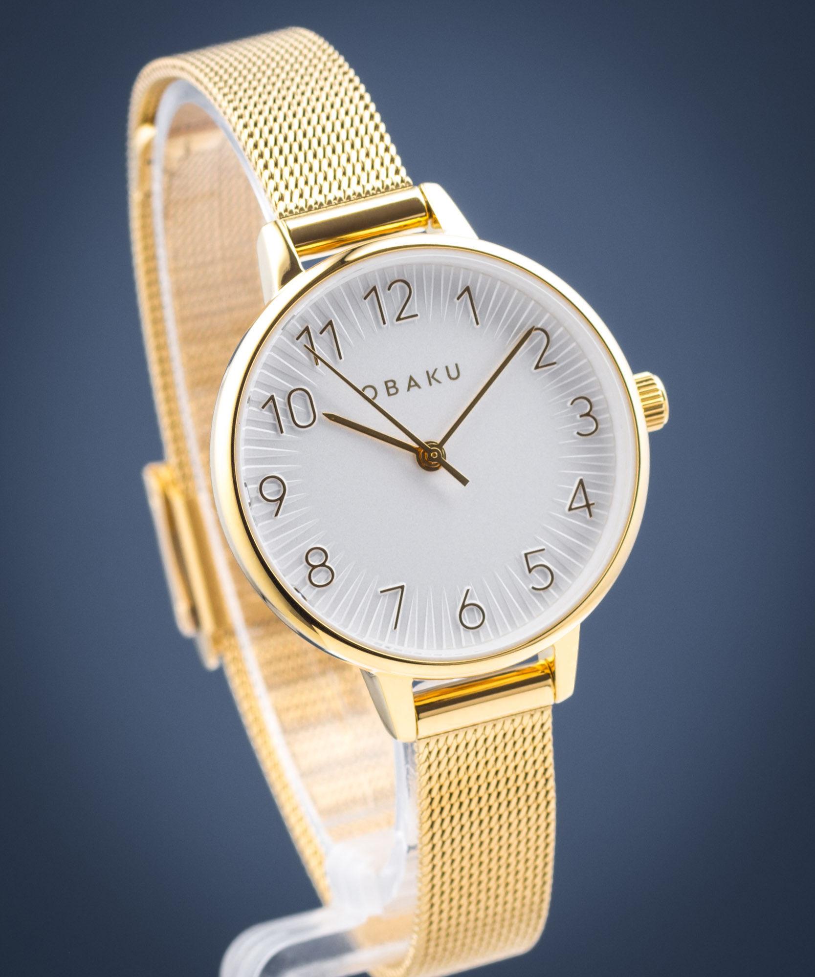 Zegarek damski Obaku Syren