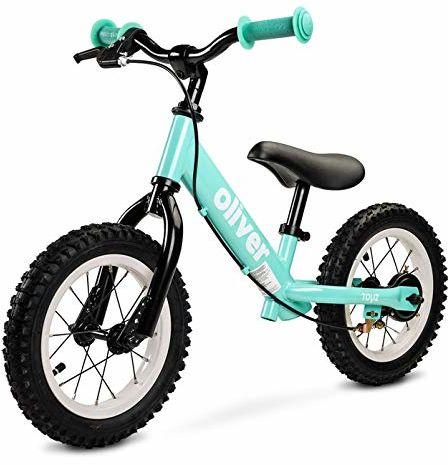 TOYZ TOYZ-0132 rowerek biegowy, mięta