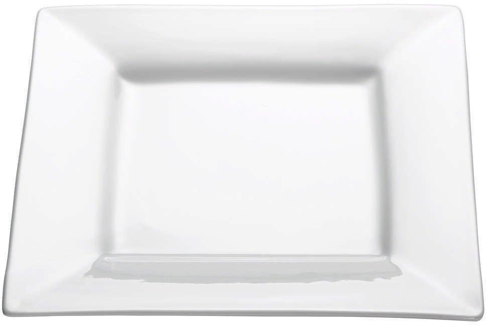 Maxwell & williams - square - talerz obiadowy, 26,00 cm