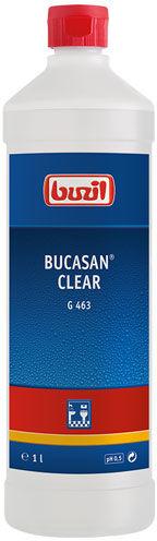 Bucasan Clear G 463 Buzil Środek do mycia pomieszczeń wilgotnych 1 litr