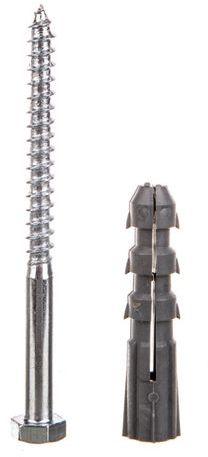 Kołek rozporowy z wkrętem KR fi10 6x80 22.017 /100 szt./