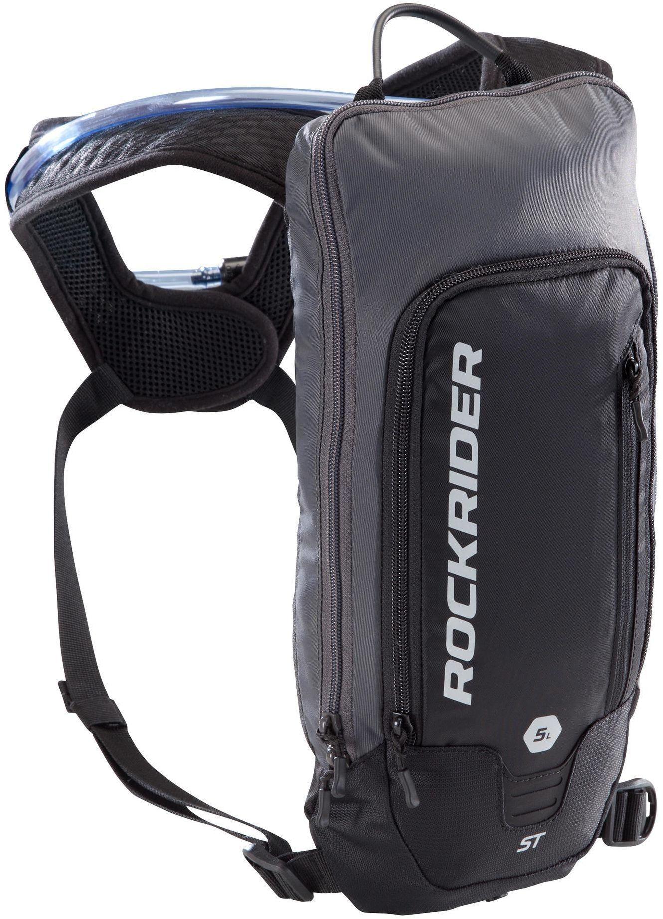 Plecak Z Bukłakiem Na Rower Mtb St 500 4 L - 1 L Wody