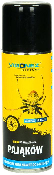 Spray na pająki Vigonez Neptune. Środek owadobójczy 200ml.