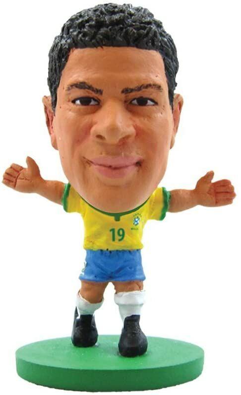 Soccerstarz - Brazylijski Hulk - zestaw domowy/figurki