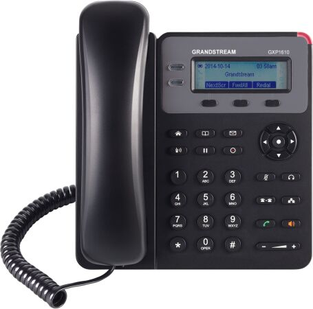 GXP1615 HD Telefon VoIP, 1 konto SIP - Grandstream