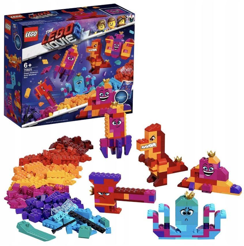 Klocki Lego 70825 Movie Maker Pudełko Konstruktora