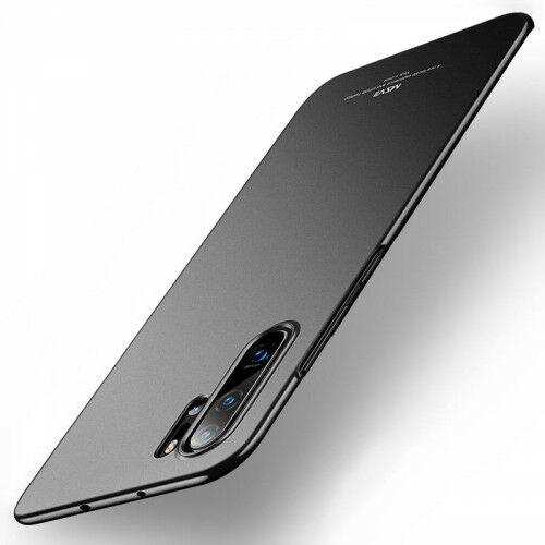 Etui MSVII Huawei P30 Pro, matowe czarne