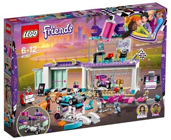 KLOCKI LEGO FRIENDS 41351 KREATYWNY WARSZTAT